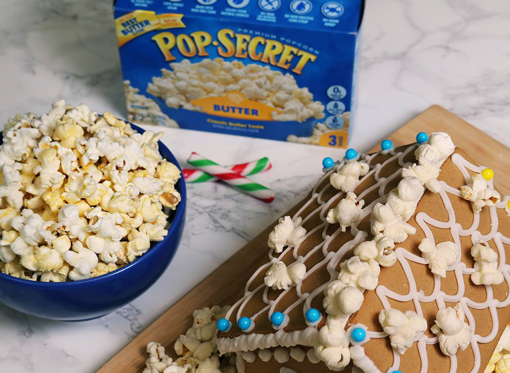 Pop Secre butter popcorn