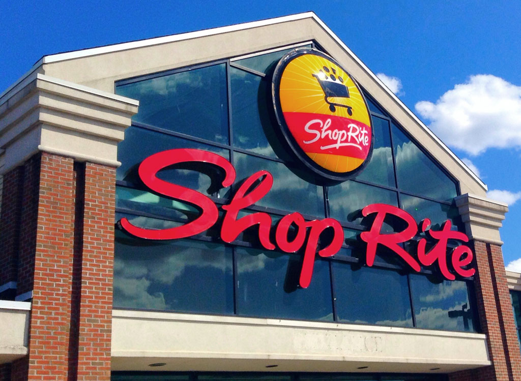 Shop rite grocery store
