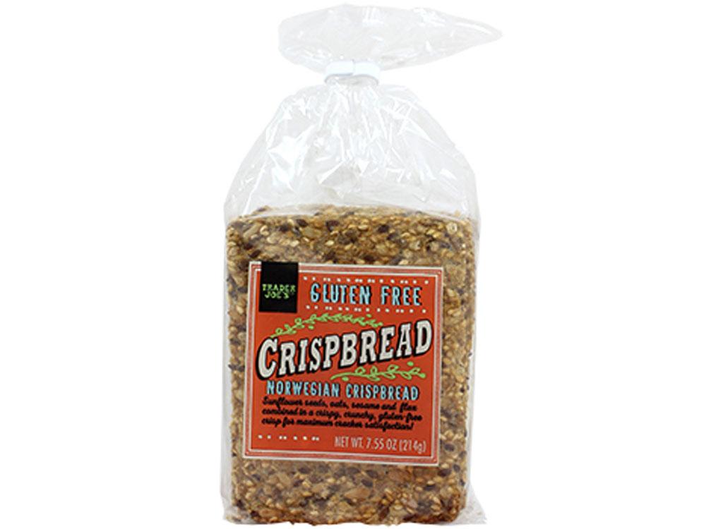 Trader joes gluten free crispbread