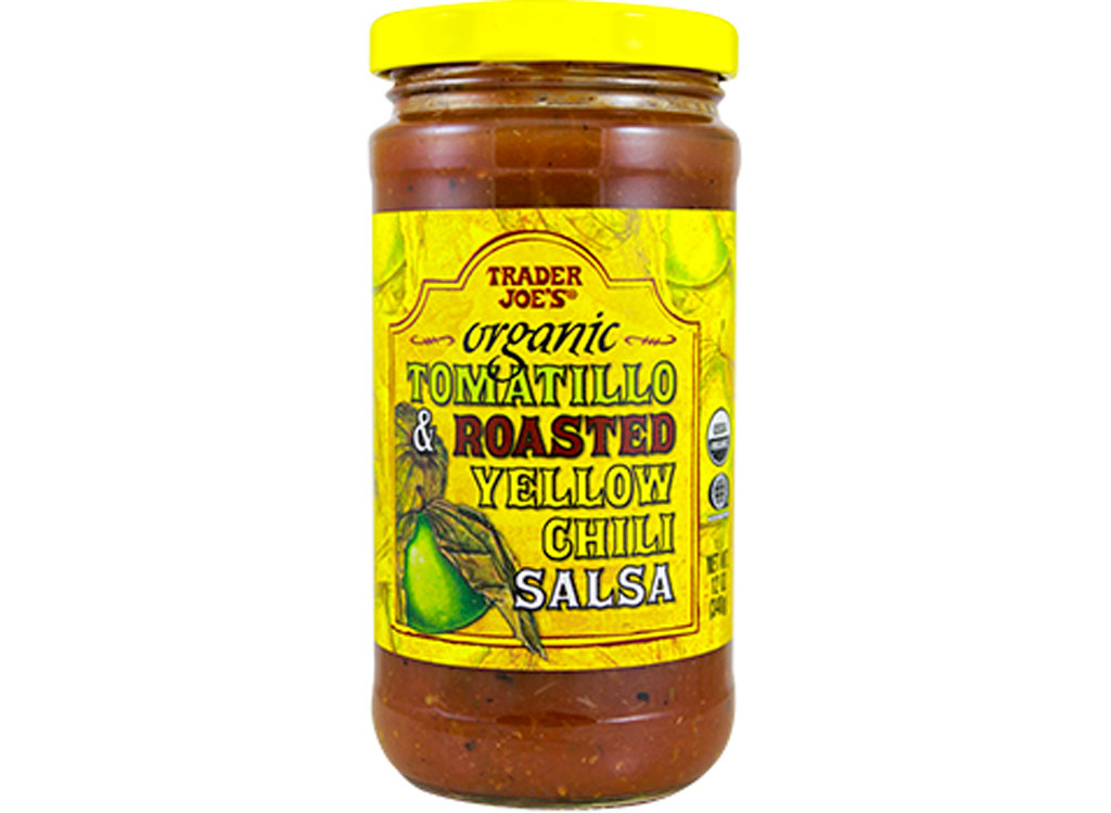 Trader joes chili salsa