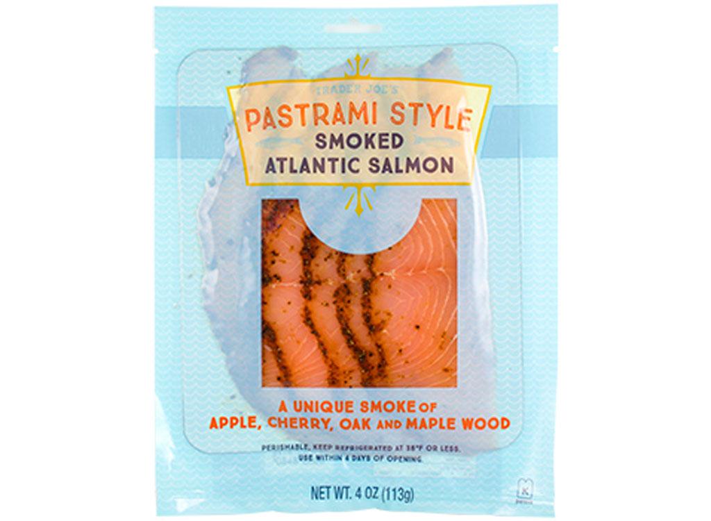 Trader joes pastrami smoked atlantic salad