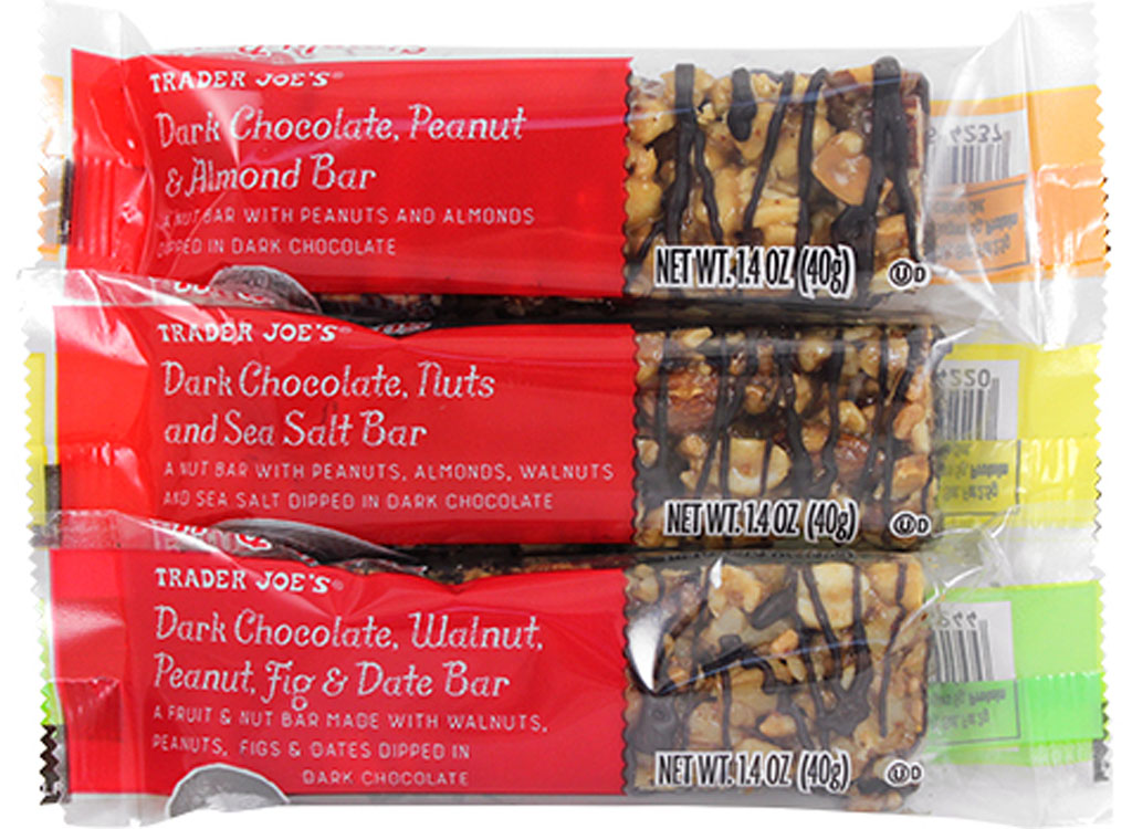 Trader joes simply nutty bars