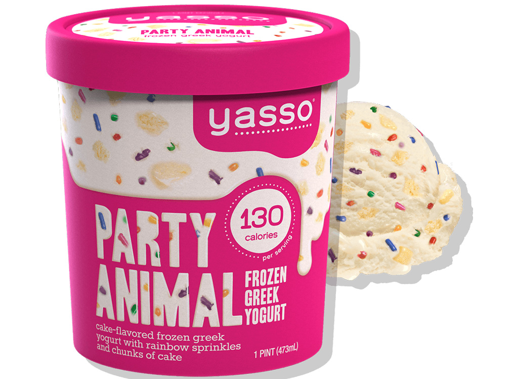 Yasso party animal