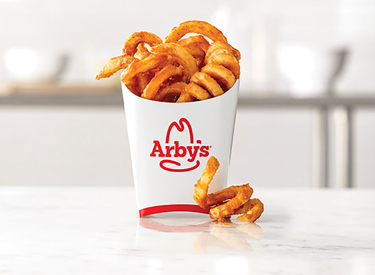 arby's curly fries