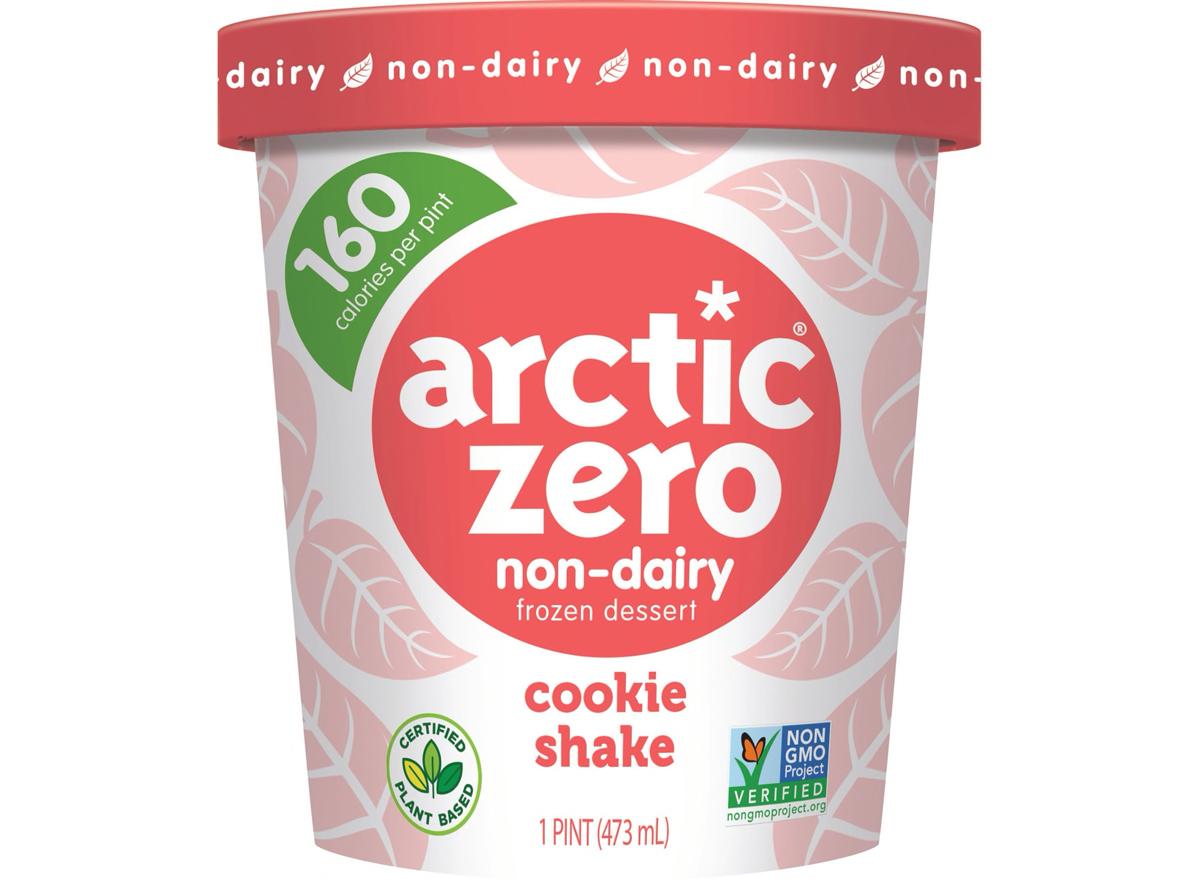 Arctic zero non dairy ice cream