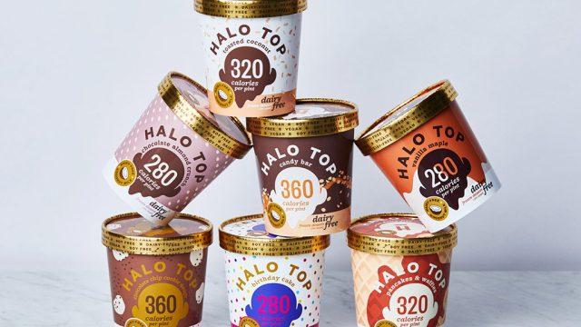 Best dairy-free ice creams