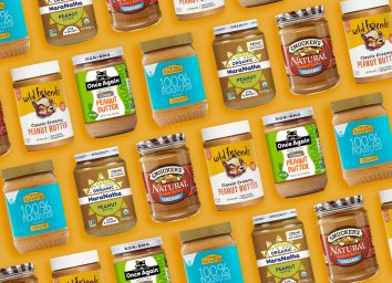 best healthy peanut butter