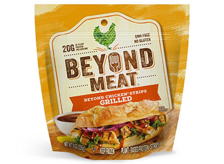 beyond mean grilled chicken strips