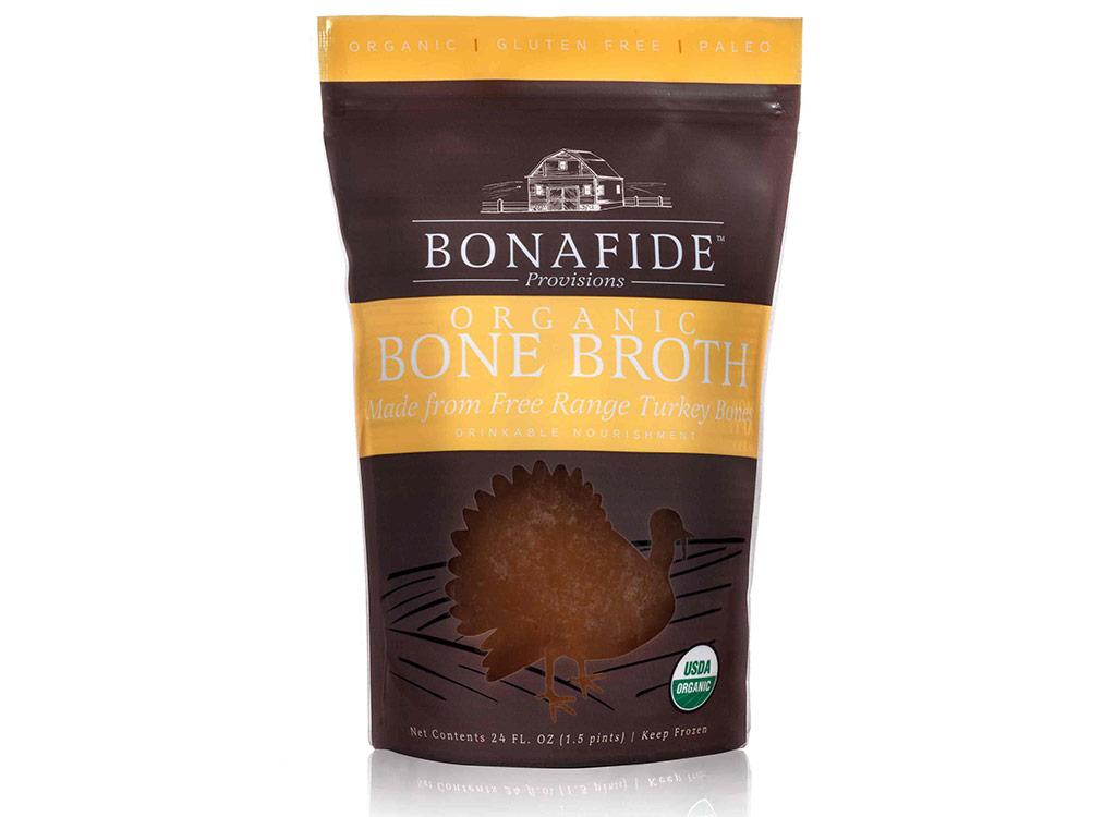Bonafide organic free range turkey bone broth