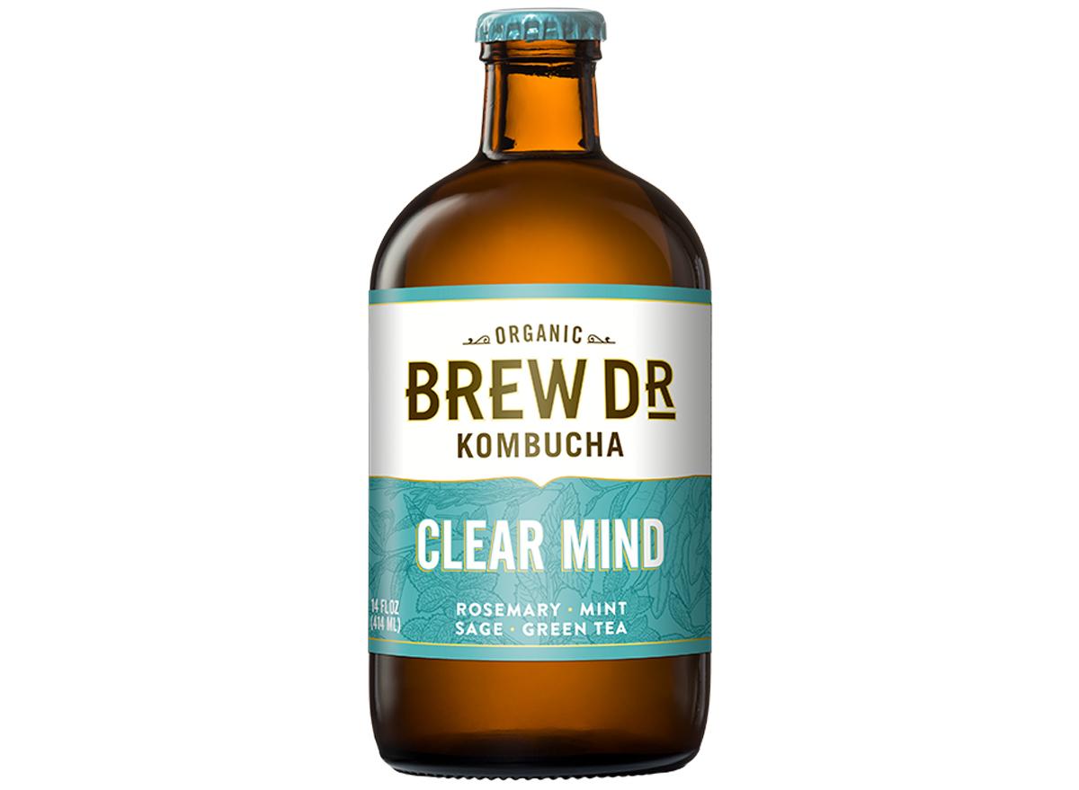 brew doctor clear mind kombucha