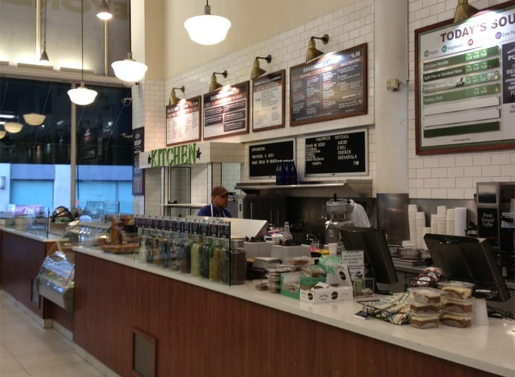 bed bath and beyond cafe