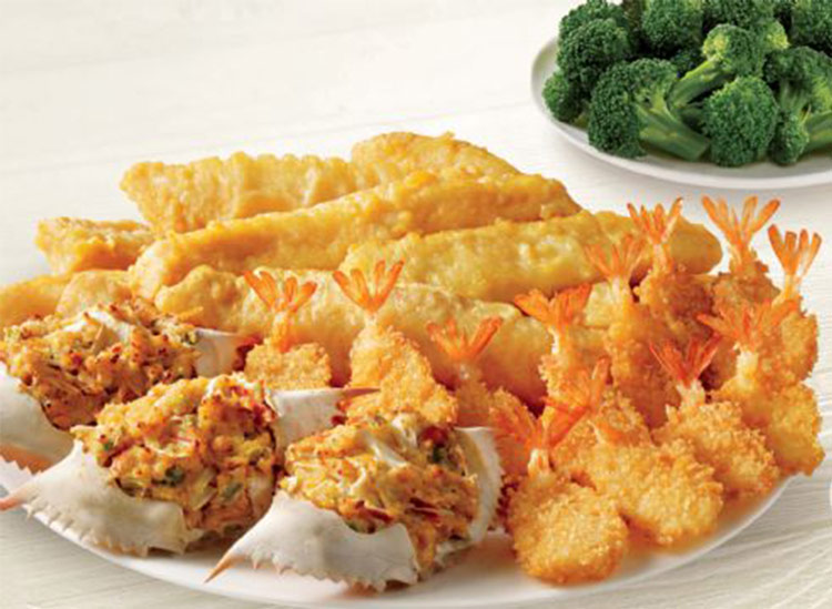 Captain ds seafood feast