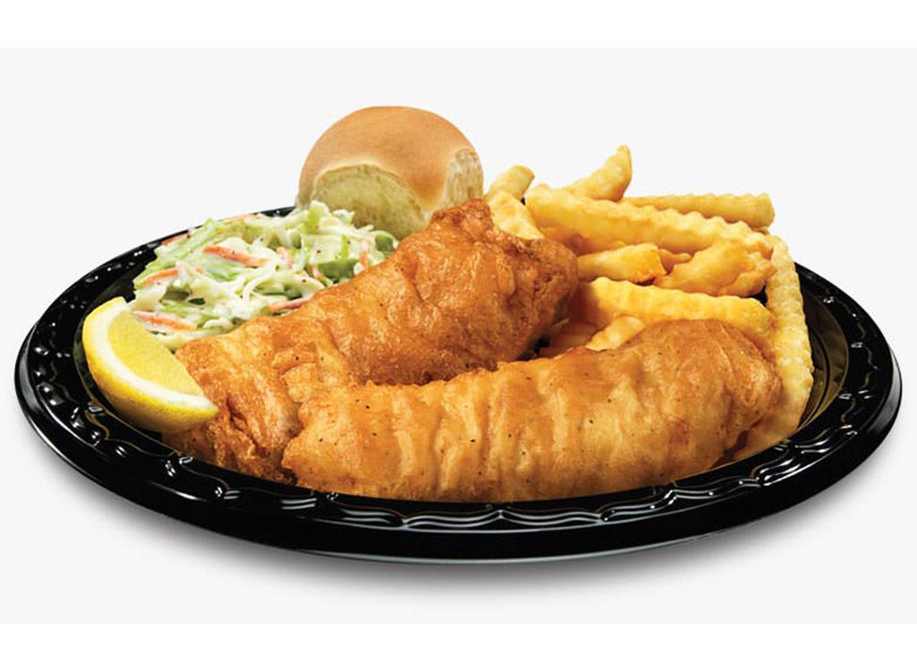 Culvers north atlantic cod dinner 3 piece