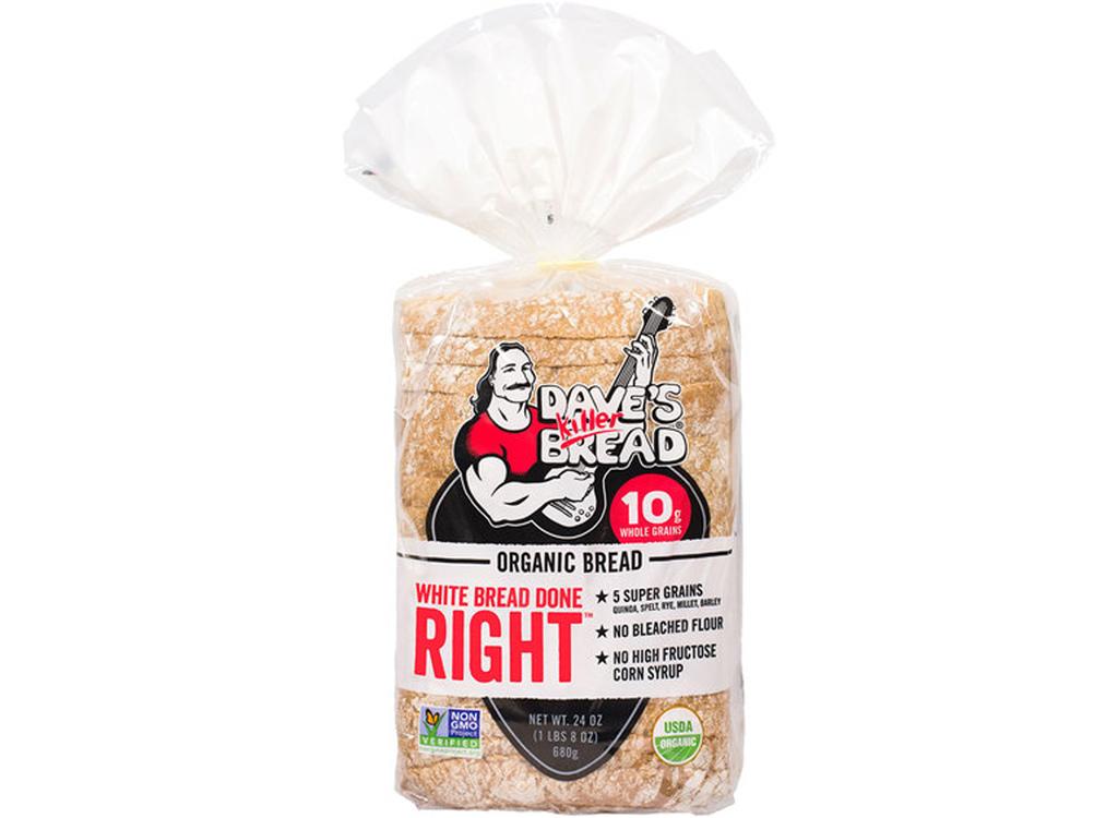 Daves Killer white bread done right
