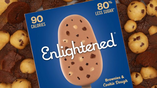 Enlightened brownie cookie dough bar cropped