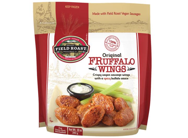Field roast fruffalo wings