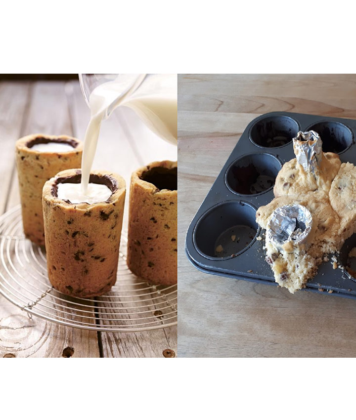 Food fail cookie cups
