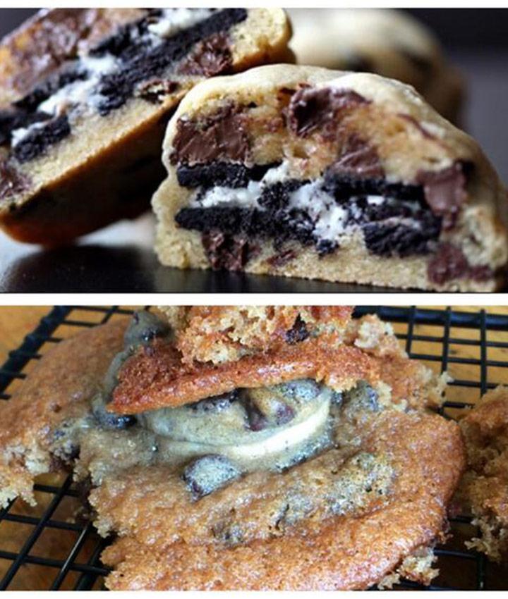Food fails oreo cookies