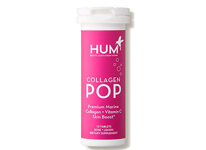Hum collagen pop skin boost