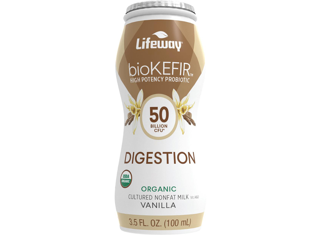 Lifeway biokefir vanilla