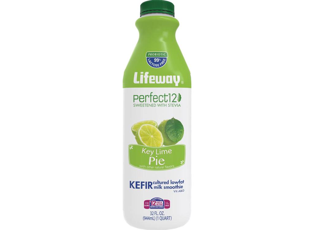 Lifeway perfect12 key lime pie kefir