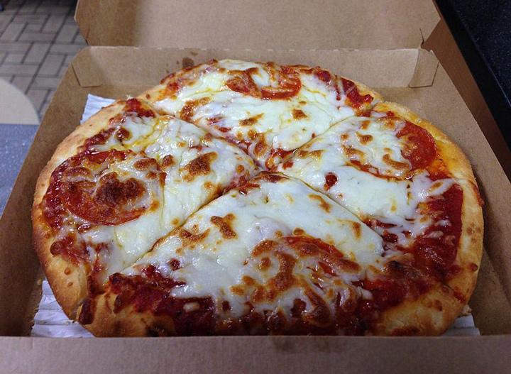 Mcdonalds pizza