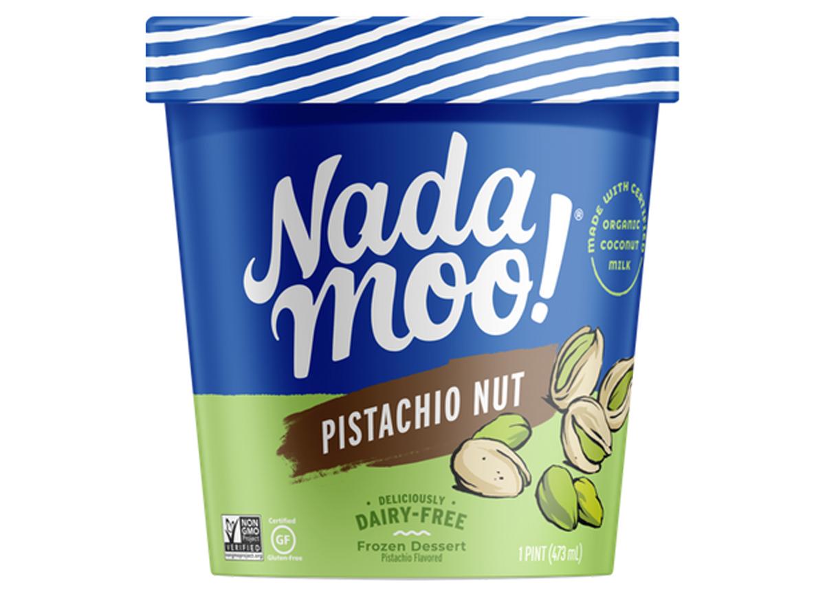 Nadamoo pistachio nut