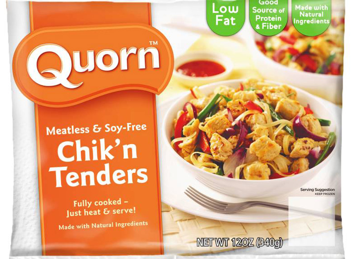 Quorn chickn tenders