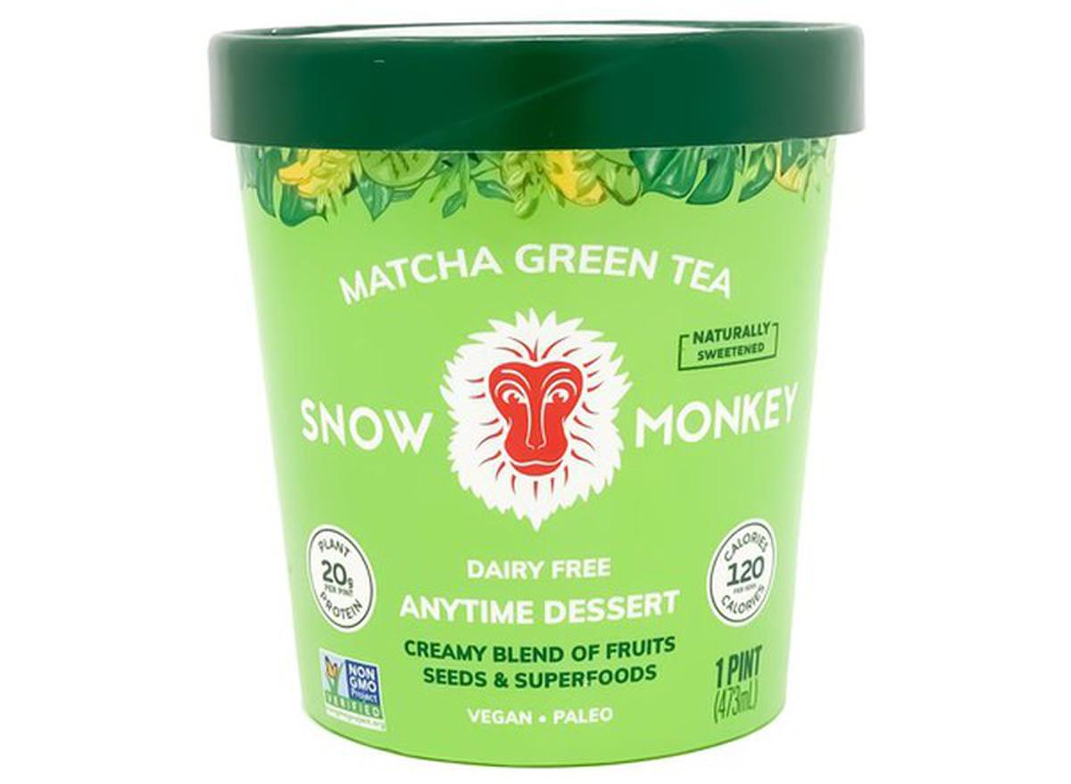 Snow monkey matcha green tea
