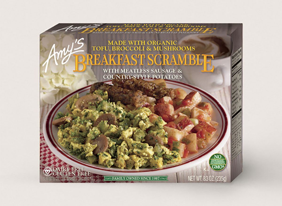 amys kitchen breakfast scramble