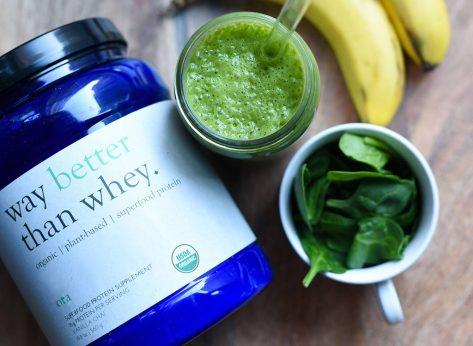 Vegan protein powders