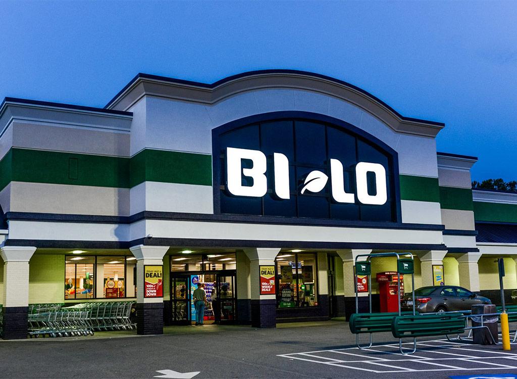 Bi-lo supermarkets south carolina super saver