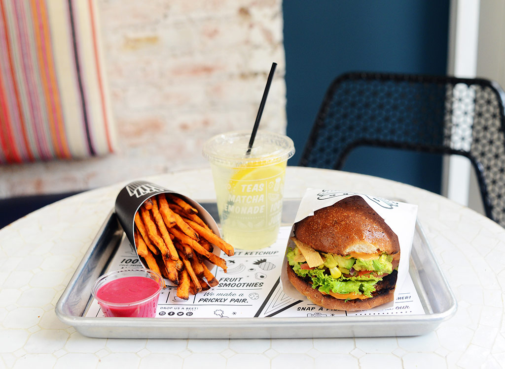 The best dishes and drinks at by chloe