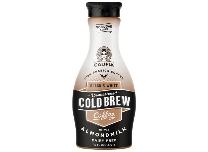 Califia black and white cold brew