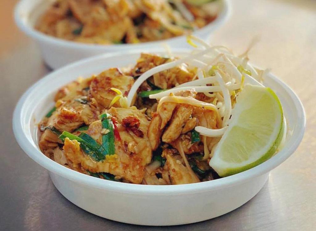 Deg thai food truck