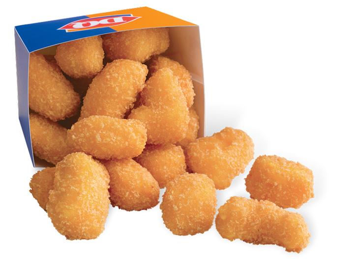 DQ cheese curds
