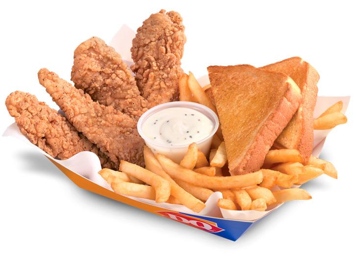 DQ chicken strips