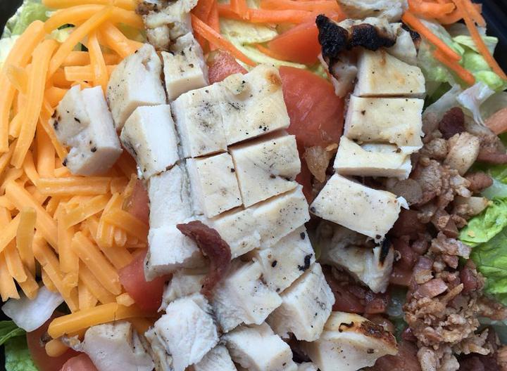 DQ grilled chicken blt salad