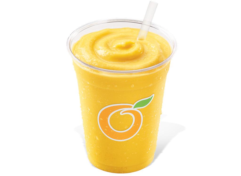DQ orange smoothie