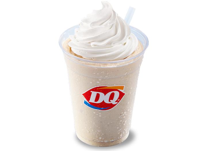 DQ peanut butter shake