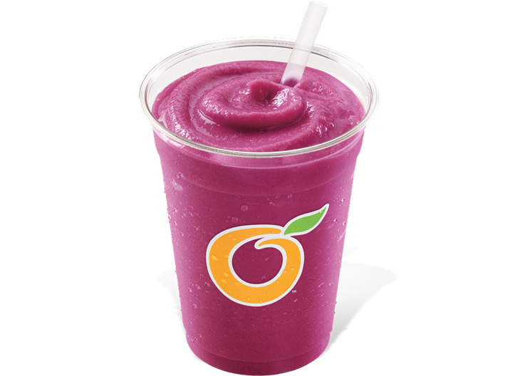 DQ berry smoothie