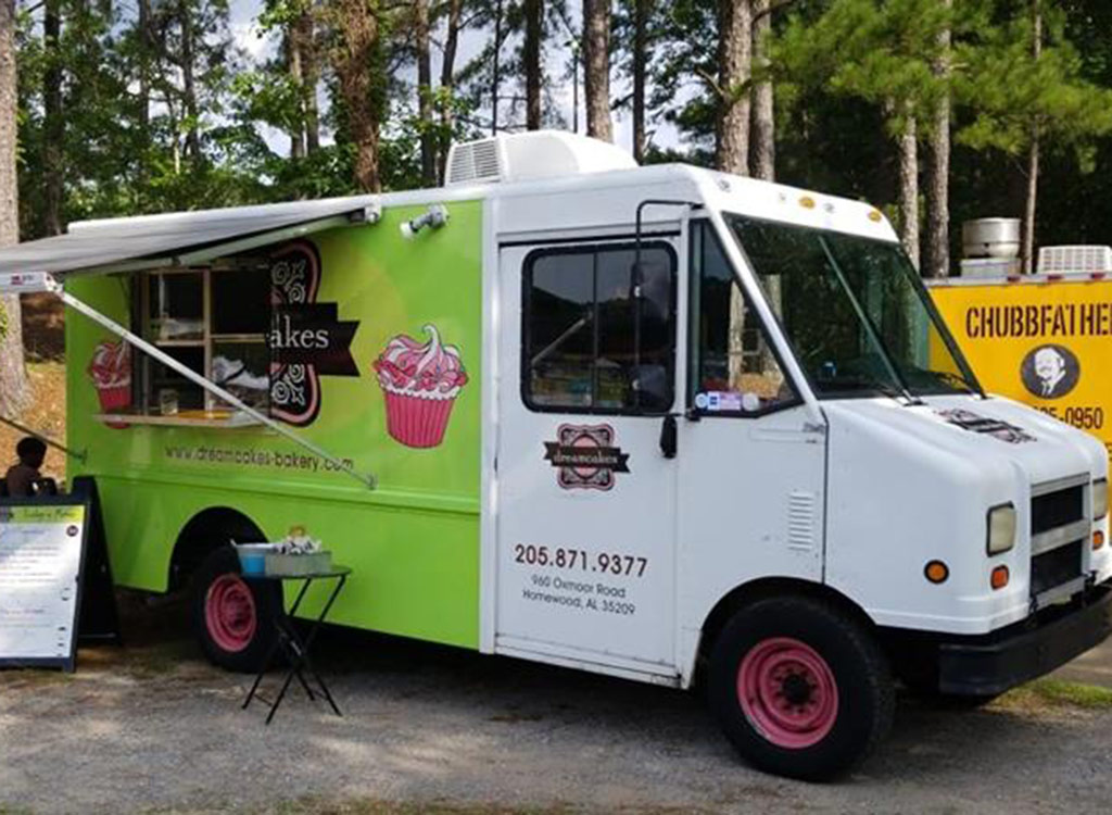Dreamcakes food truck