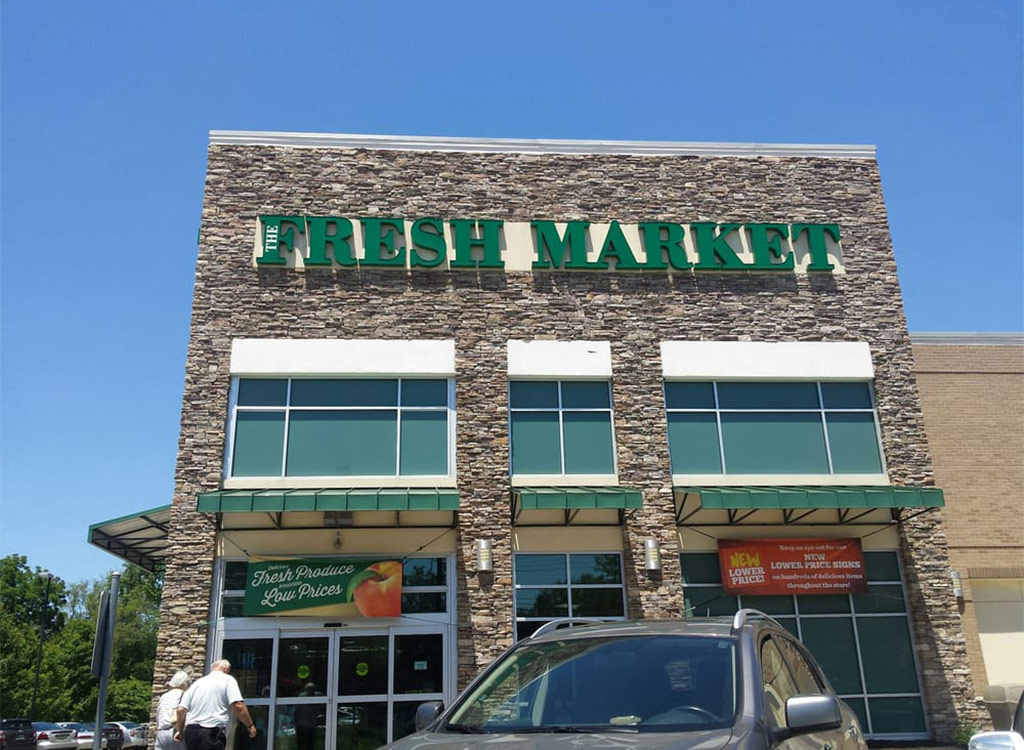 Fresh market grocery indiana