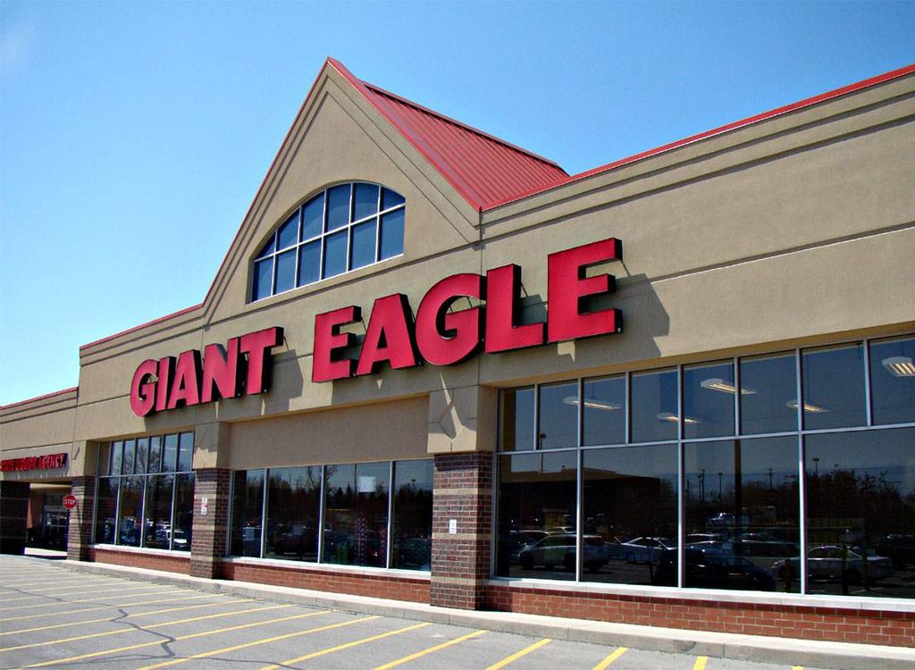 Giant eagle grocery store pennyslvania
