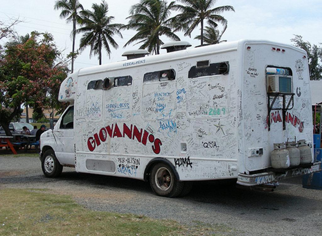 Giovanni's food truck