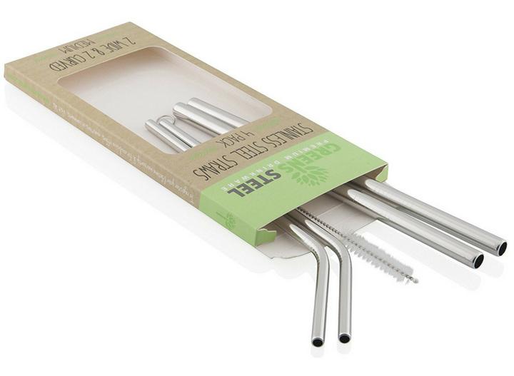 Greens Steel reusable straw