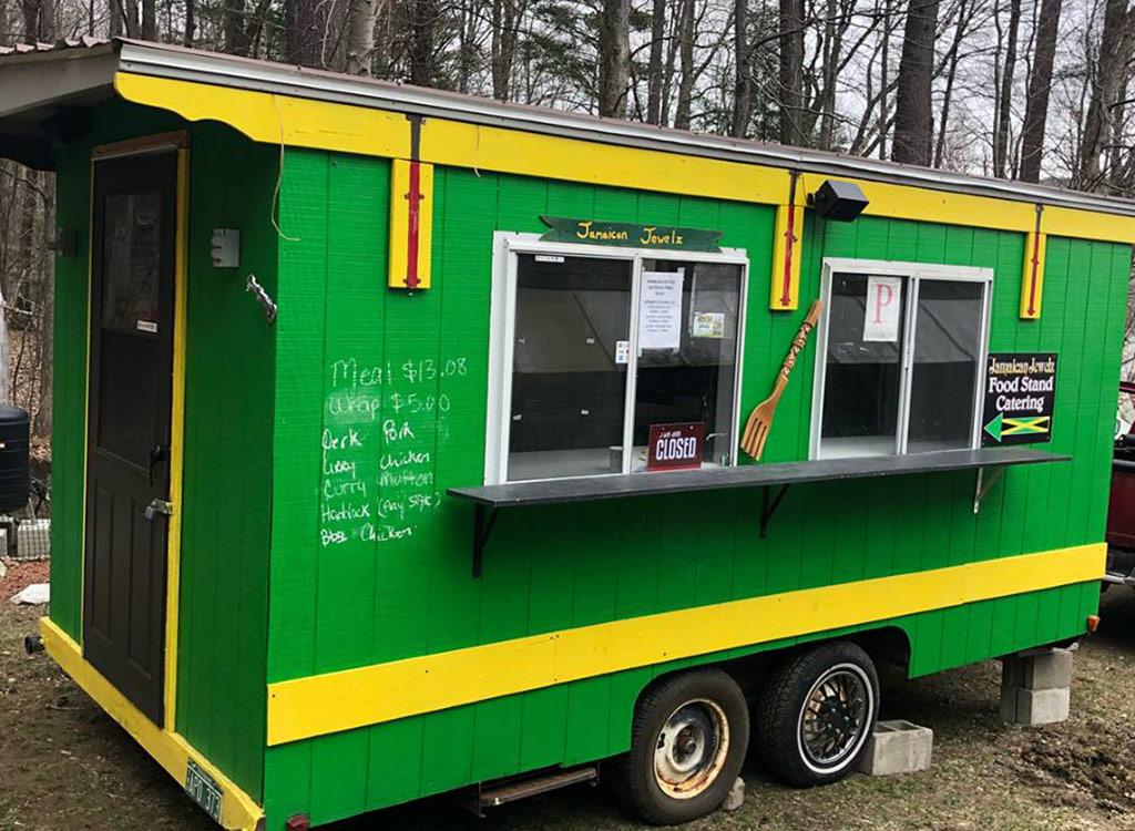 Jamaican jewelz food truck
