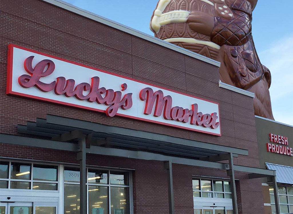 Lucky's market kentucky