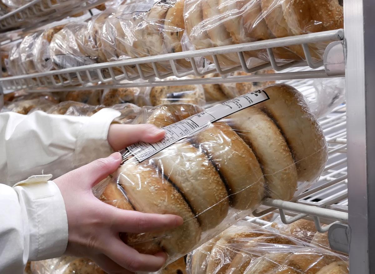 multi pack of bagels