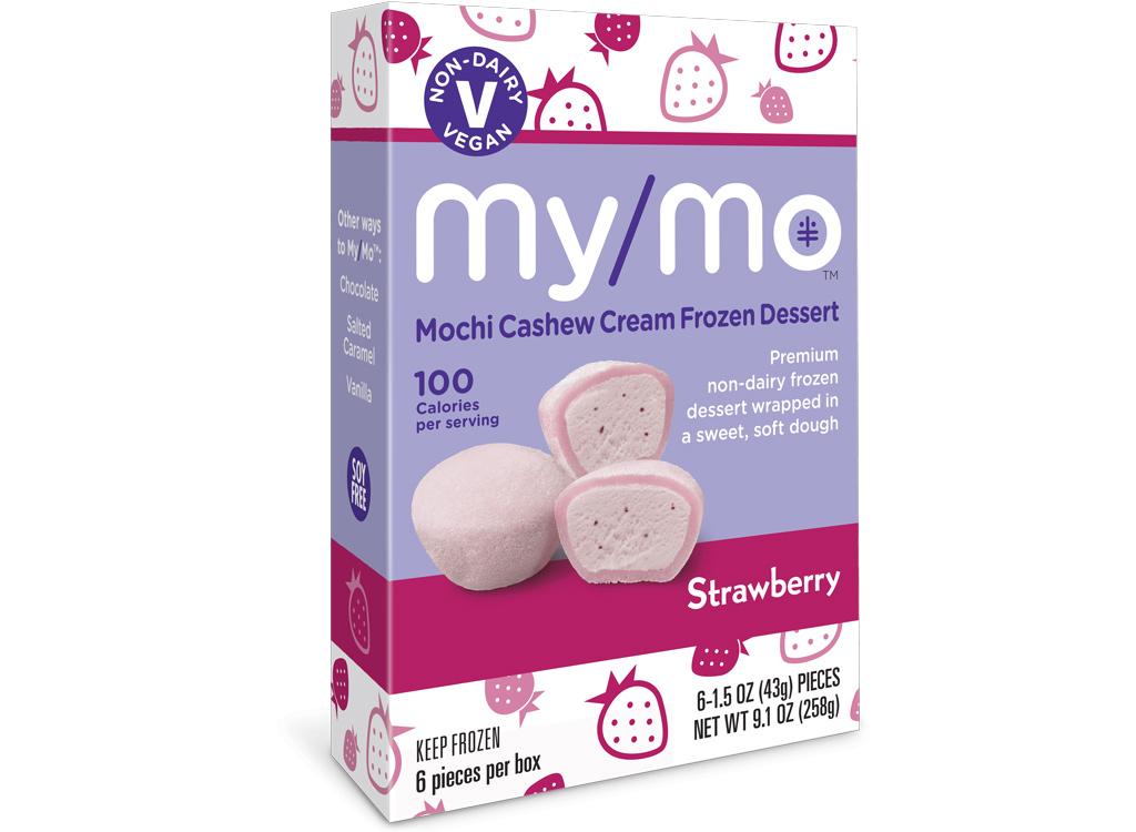 My mo vegan mochi